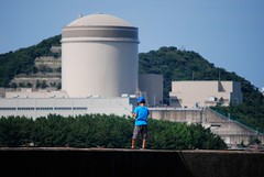 Mihama Nuclear Plant