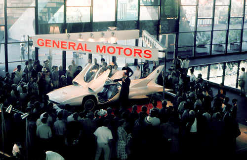 General Motors concept car - 1962 Seattle World's Fair