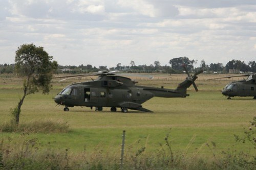 British Helicopter