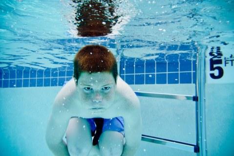 5 Feet Deep, 13 Years Old