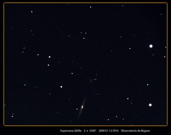 Supernova 2009a