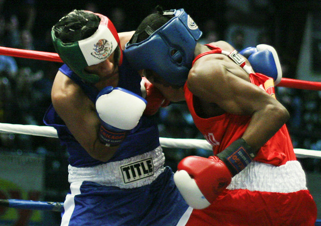 Chicago Golden Gloves Boxing - Featherweights