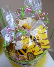 Mixed cookies hamper