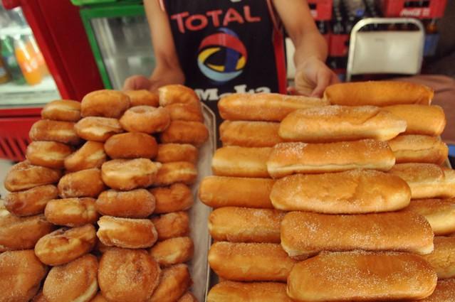 Bakery Long Johns and Donuts