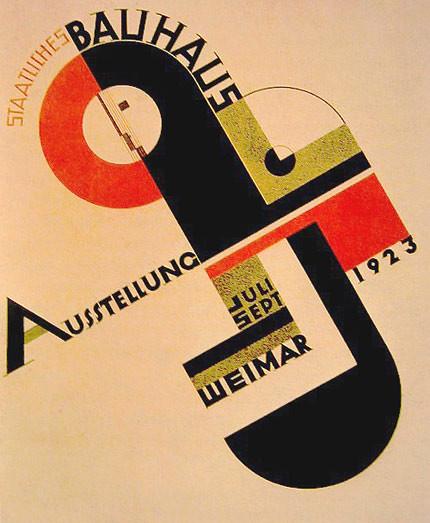Joost Schmidt Bauhaus