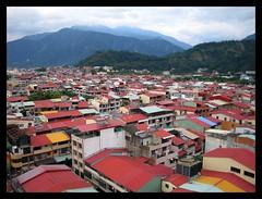 Puli, Taiwan, epicenter 1999 quake