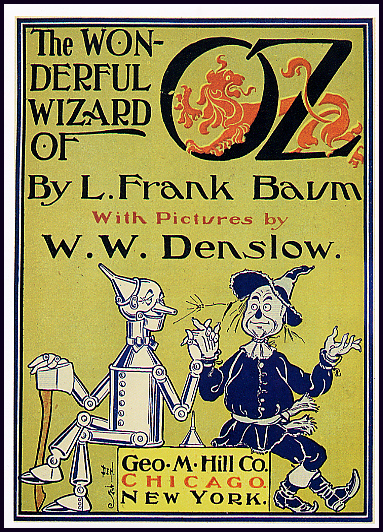 Wizard of Oz Denslow