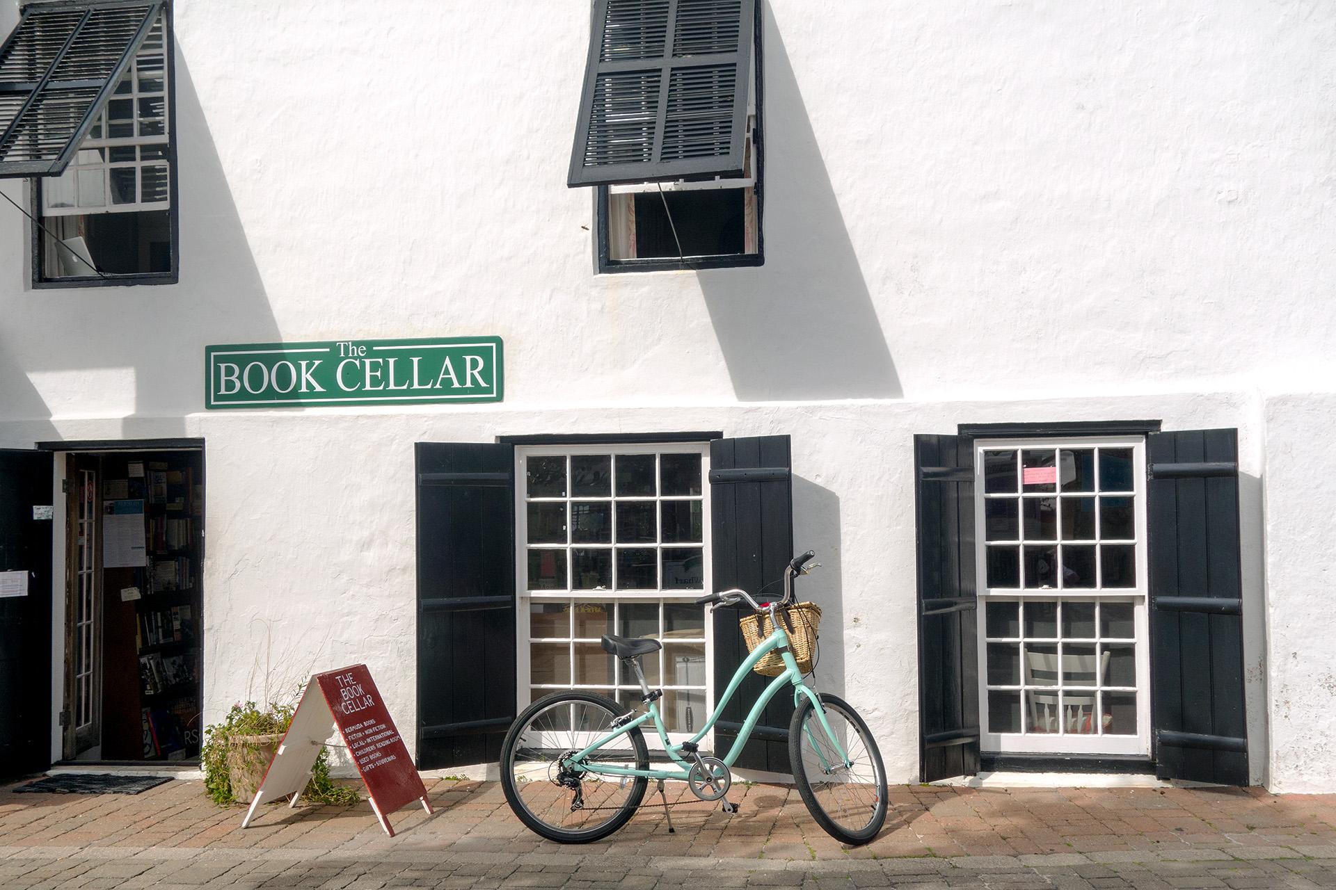 Book Store, St George, Bermuda.