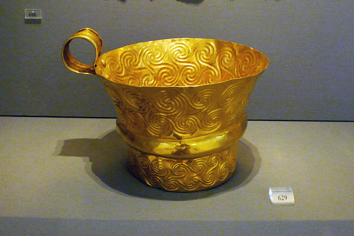 mycenae - gold cup