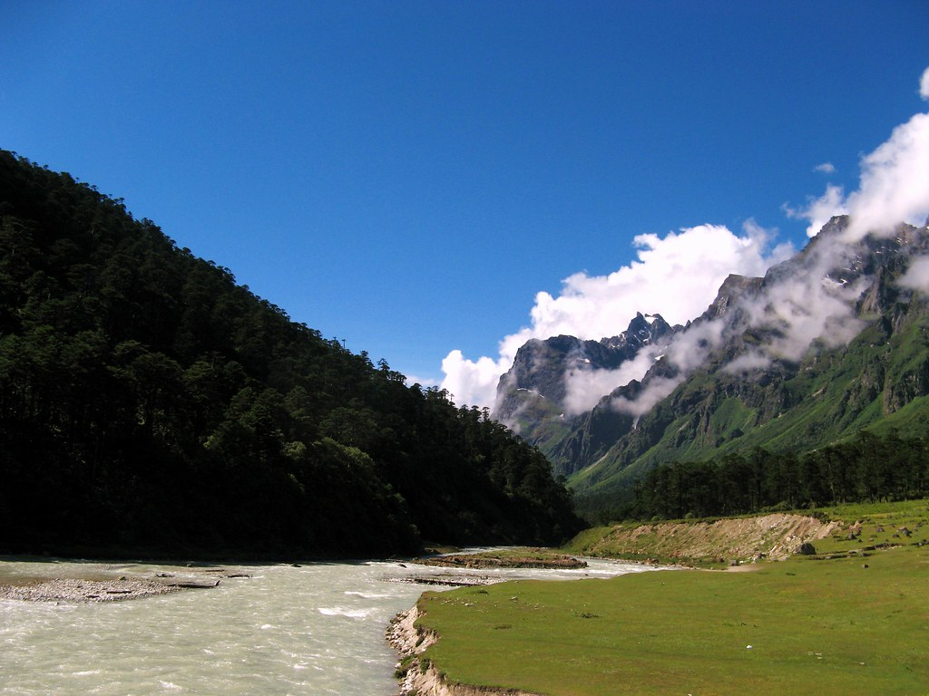 Yumthang Valley, Sikkim, India