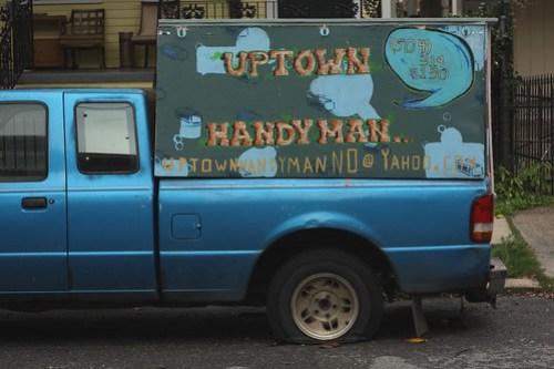 Give The Handyman A Hand