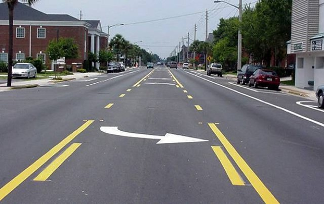 Road Diet After