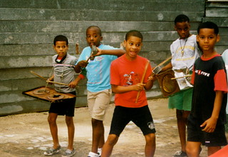 Havana Music Kids by ChrisGoldNY