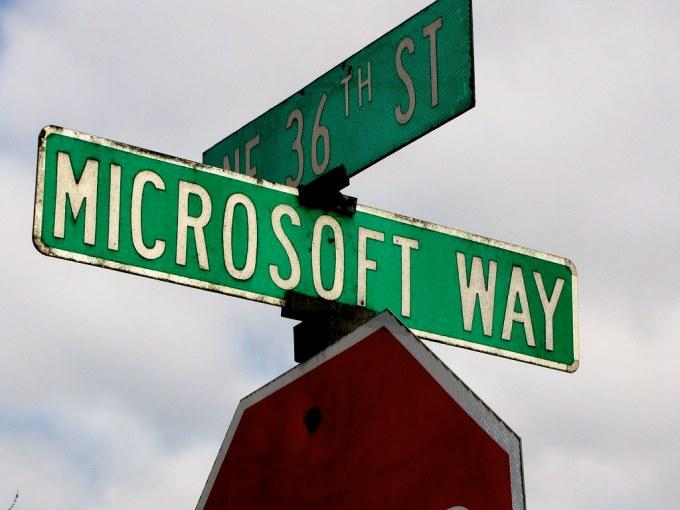 One Microsoft Way