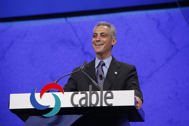 The Cable Show 2011: Rahm Emanuel Welcomes Cable Industry to Chicago