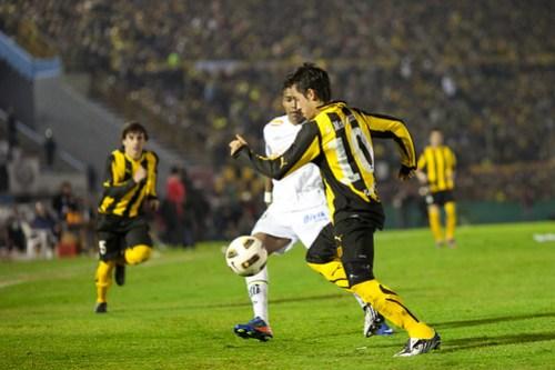 Copa Libertadores de America 2011 | Peñarol - Santos | 110616-7184-jikatu