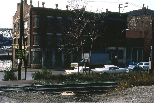 W 11th and St Clair Cleveland OH 111770