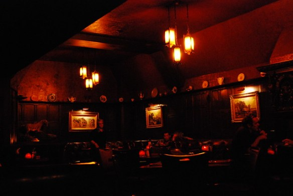 At the Red Fox Room
