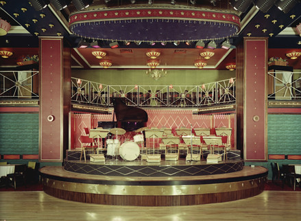 Mayfair Ballroom Newcastle - Stage