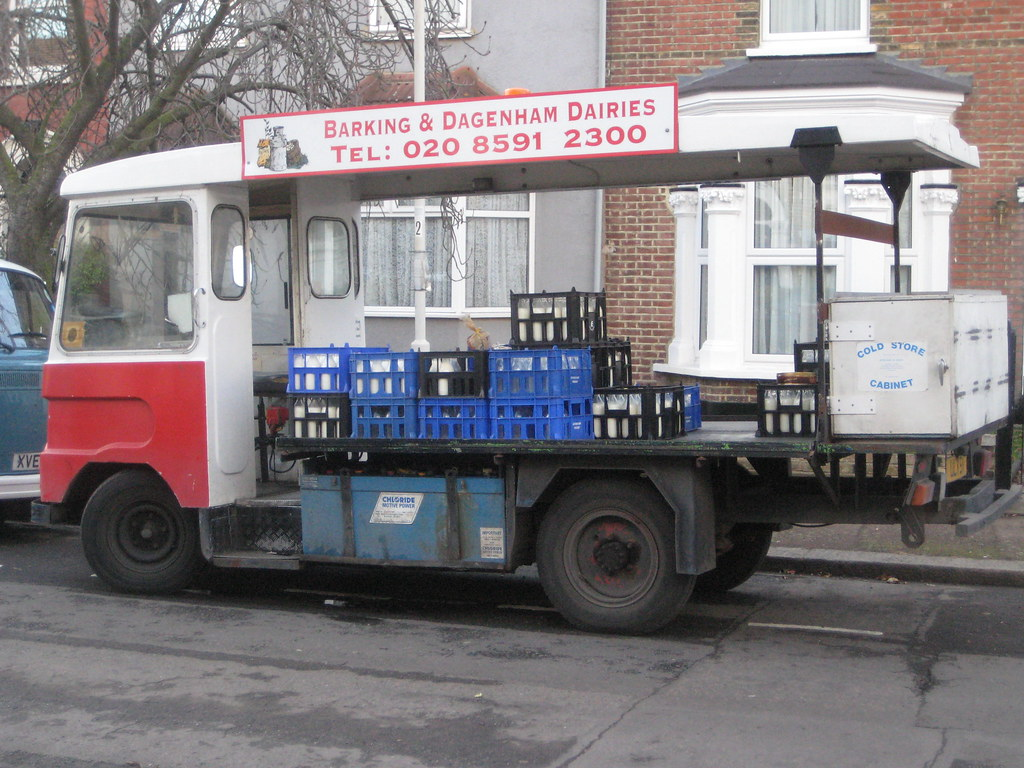 Milk Float Movie