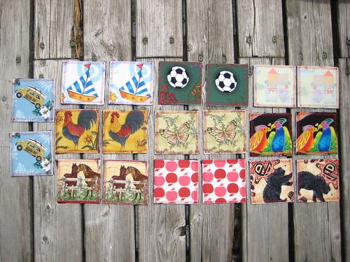 Memory Game Tiles