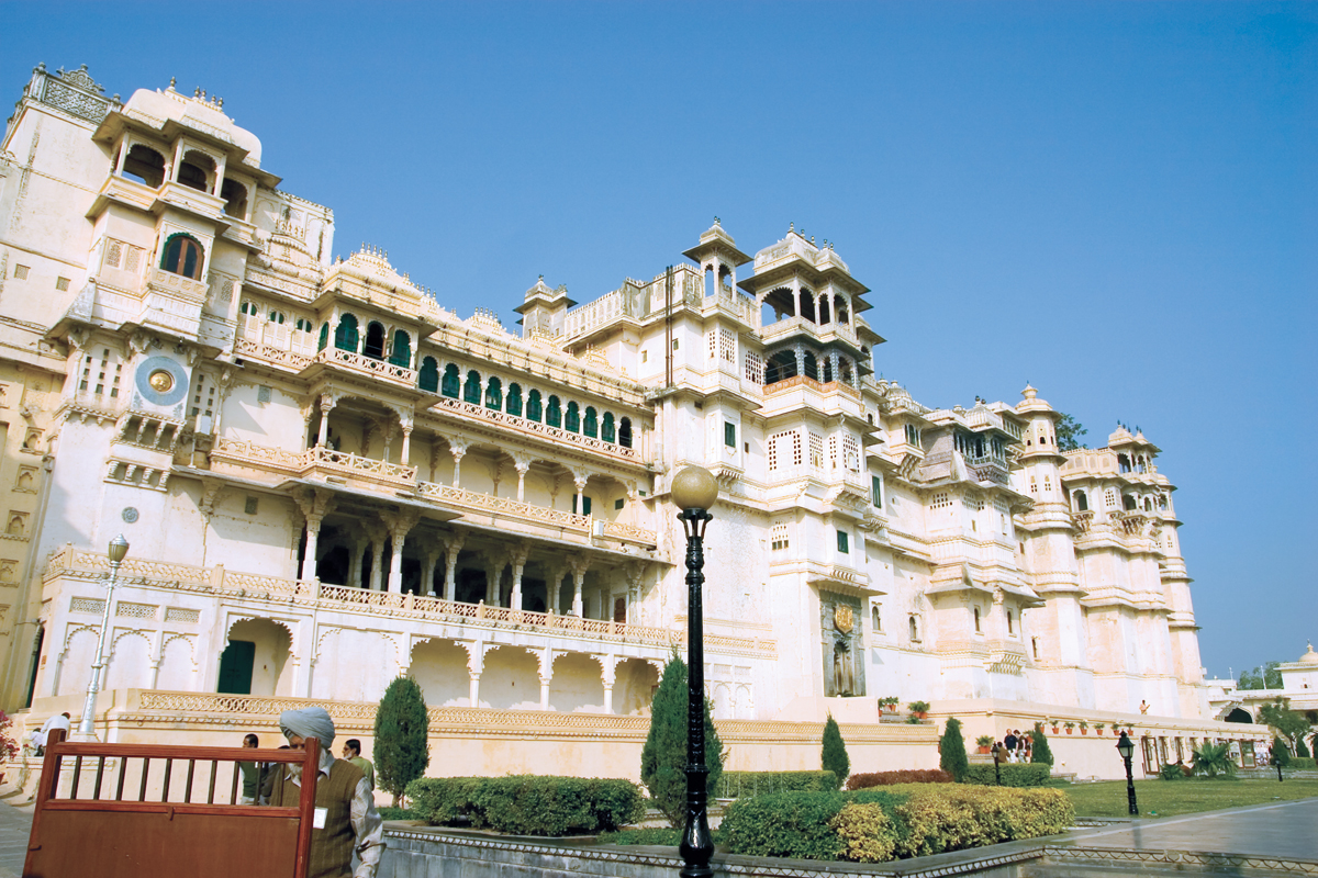 Udaipur City Palace, Udaipur, India