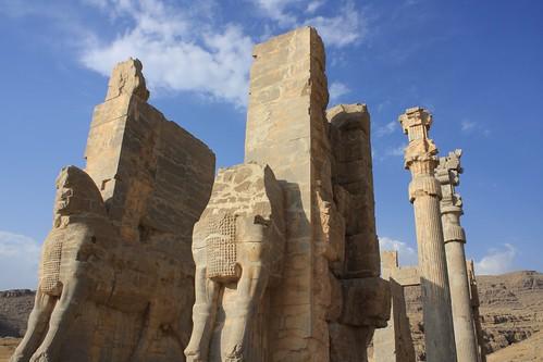 Persepolis 7- Shiraz - Iran   تخت جمشید - شیراز - ایران [Explored]
