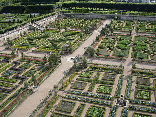 2008.08.08.365 - VILLANDRY - Château de Villandry
