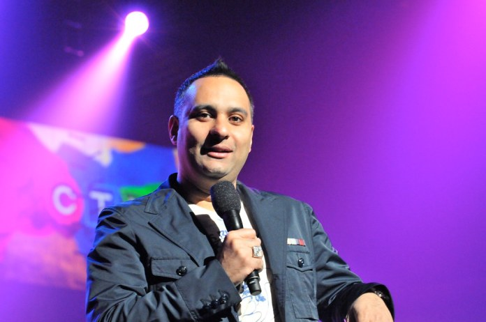 Russell Peters Coming to Winnipeg November 13, 2018