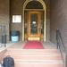 Front door Olive Hotel, Miles City