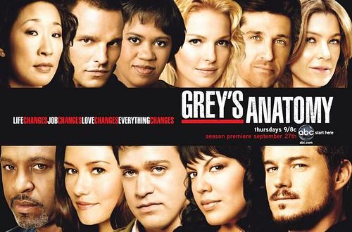 Grey's Anatomy by roberttwain68@yahoo.com