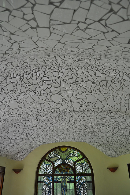 Summerhouse Ceiling detail