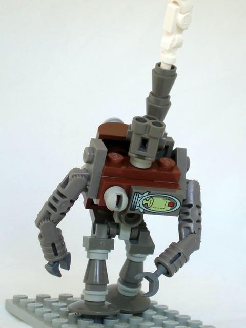 Steampunk Automaton Flickr Photo Sharing