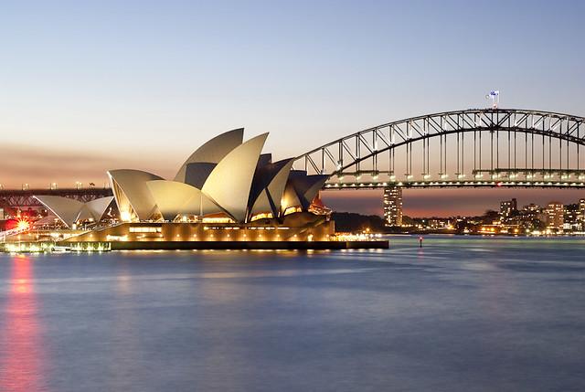 Opéra de Sydney-Australie