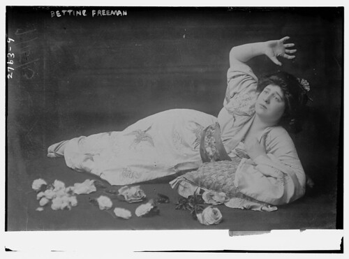 Bettine Freeman (LOC)