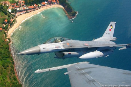 TuAF F-16 Fighting Falcon