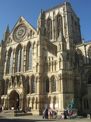 YORK MINSTER - 4
