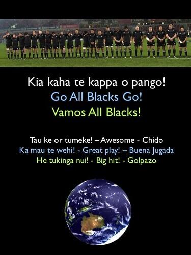 go all blacks go (kia kaha te kappa o pango!)