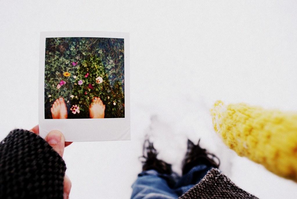 pola(r) feet