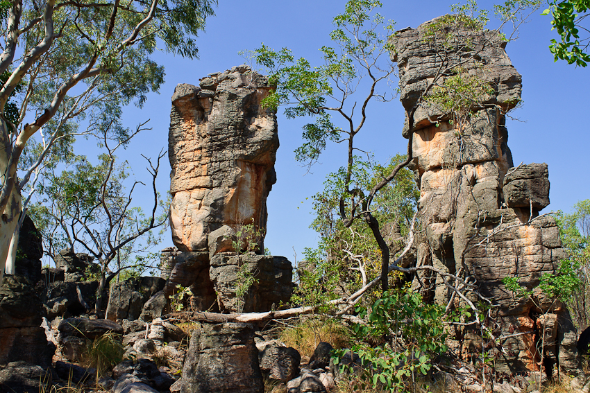 Litchfield NP: Lost City
