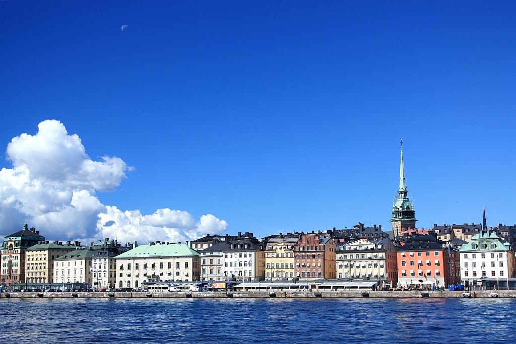 Gamla Stan, Skeppsholmen, Stockholm, Sweden