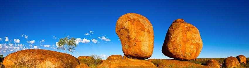 Zwei sehr bekannte Steine