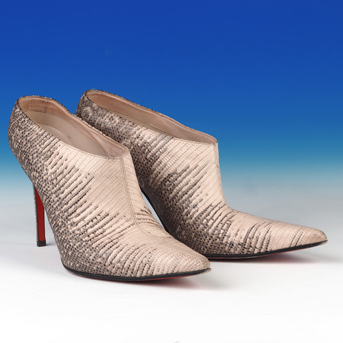 Shoes: Ankle Shoe made by Christian Louboutin (2001)