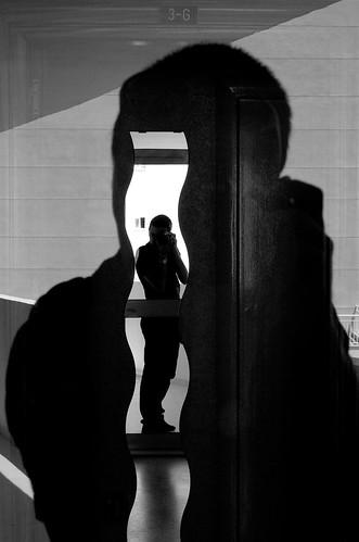 Luces, sombras, siluetas y reflejos (versión en vertical)