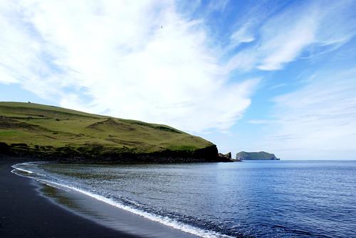 Black Sand, Blue Sky by little_frank
