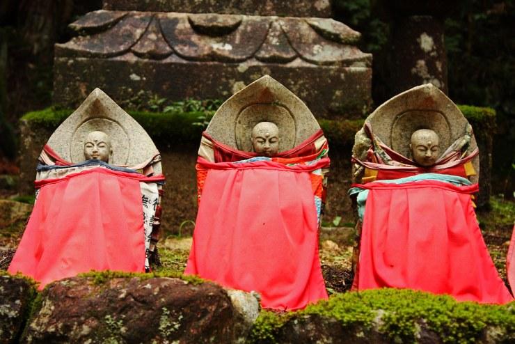 Okuno-in kirkegård, Koyasan