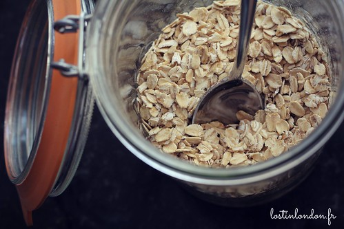 glorious porridge oats