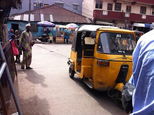 Ita Akanni - Lagos Island - Nigeria by Jujufilms