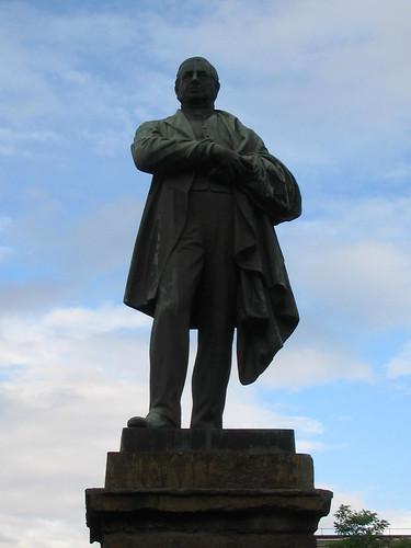 John Vaughan Statue, Middlesbrough