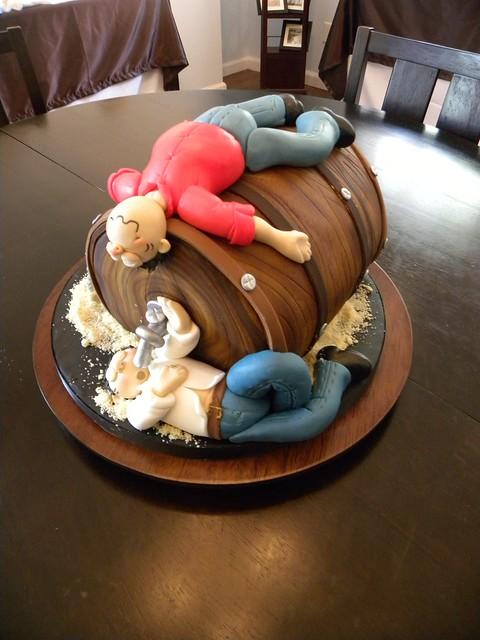 Kiss Baking Company Birthday Cakes